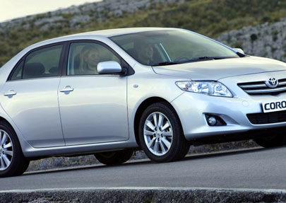 Toyota Corolla – самый продаваемый седан в мире