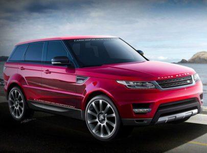 Обновленный Range Rover Sport