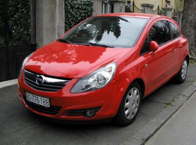 Opel Corsa D – победитель конкурса «Автомобиль года – 2007» в России