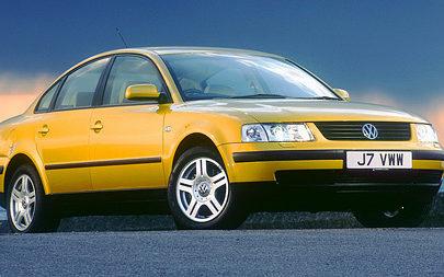Volkswagen Passat B5 – новый дизайн и триумф технологии 4Motion
