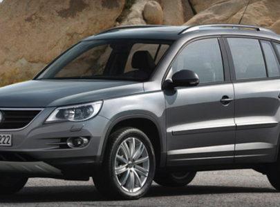 Volkswagen Tiguan — концепт-кар в сегменте компактных кроссоверов