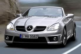 Mercedes представляет новый, более экологичный SLK