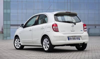 Инновационные новости авто – суперэкономичный Nissan Micra DIG-S