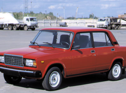 Тестовая сборка машин Lada 2107 началась на Ижевском автозаводе