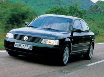 Volkswagen Passat B5 – самый популярный представительский автомобиль D-класса