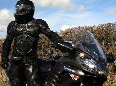 Кожаные вещи мотоциклиста и не только…