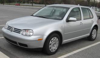 Volkswagen Golf IV – самая продаваемая модель VW Group