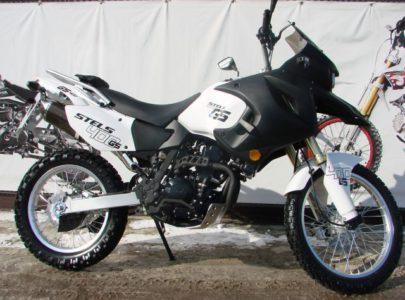 Stels 400 GS – недорогой туристический мотоцикл