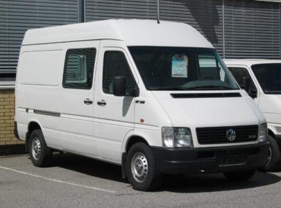 Второе поколение Volkswagen LT – инновации от Mercedes-Benz
