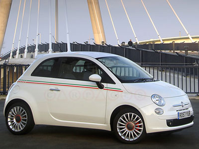 Fiat планирует экспорт 500s в Китай