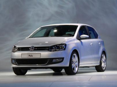 Пятое поколение Volkswagen Polo – Европейский автомобиль 2010 г