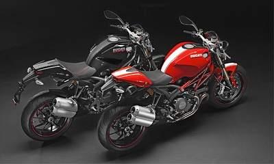 Ducati представил Monster 1100EVO