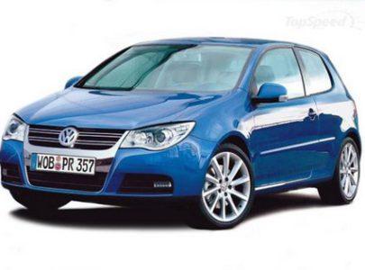 Volkswagen Golf 6 – самый безопасный автомобиль 2009 года в мире