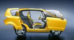 Opel: проект малолитражки Allegra