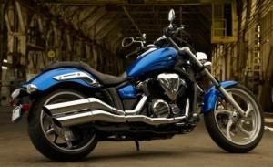 Yamaha 2011 Stryker