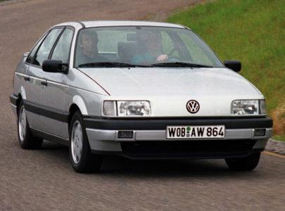 Ветеран Volkswagen Passat B3 – больше двух десятилетий в строю