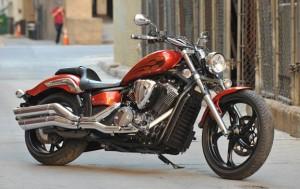 Yamaha 2011 Stryker: новые мотоциклы для «плохих парней»!