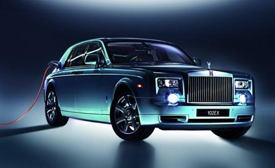 Электрический Rolls-Royce
