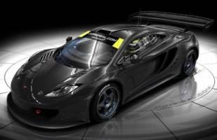 На трек с триумфом возвращается суперкар McLaren MP4-12C GT3