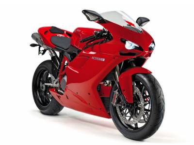 Первые в рейтинге MotorcycleNews – новые мотоциклы Ducati 1098