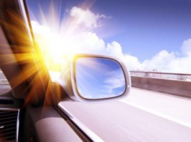 Защита автомобиля от губительной жары